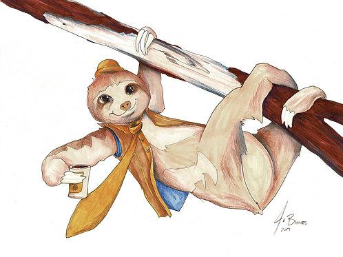 Count Ulrich, Gentleman Sloth