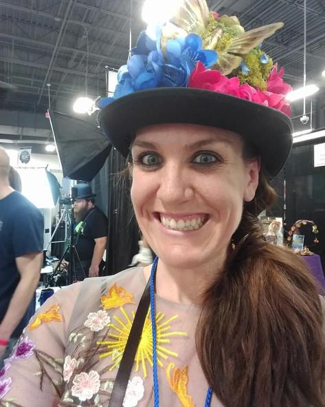 COS Comic Con 2018 - Lady Woolthief