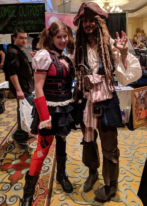 GalaxyFest 2019 - Lee Jack Sparrow