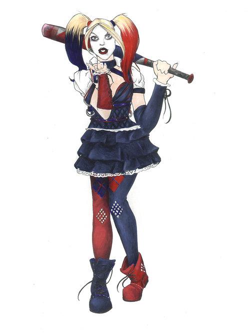 Harley Quinn (Arkham Knight)