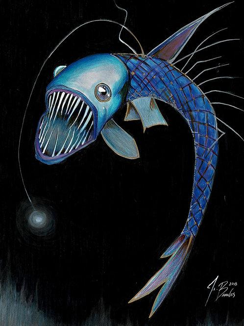 Purple Viperfish
