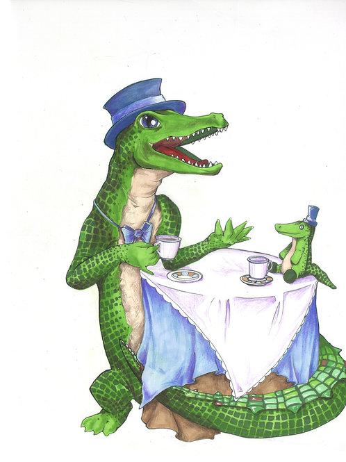Jacoby, Gentleman Alligator