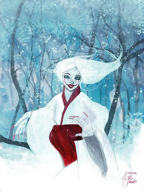 Snow Oni