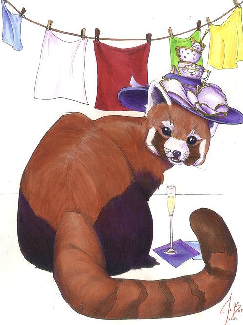 Charlotte, Lady Red Panda