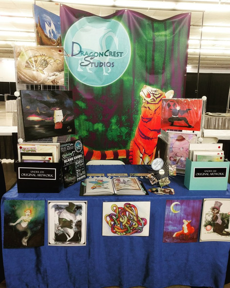 GalaxyFest 2018 - The Booth