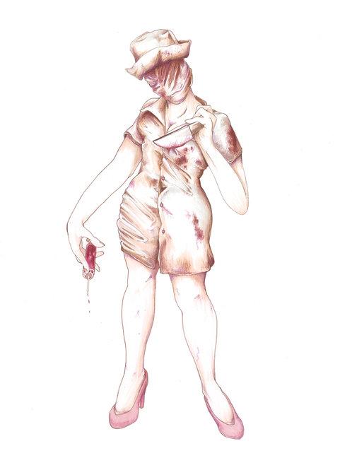 Bloody Nurse (Silent Hill)