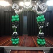 Graduation arch 4