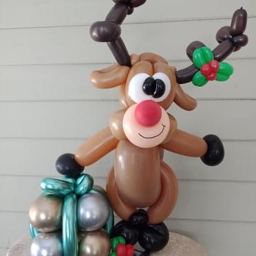 Rudolf and pressie