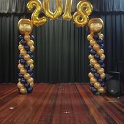 Graduation arch 1