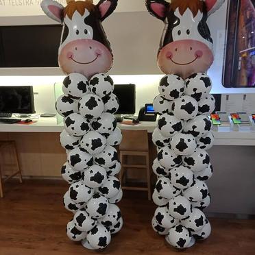 Cow columns