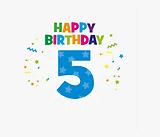 172-1729306_pbd518-happy-5th-birthday-pn