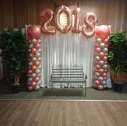 Graduation arch 2