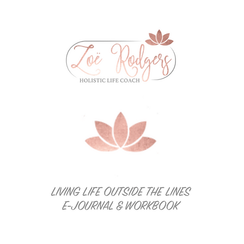 JOIN MY EMAIL LIST FOR A FREE Living Life Outside the Lines Printable E-Journal