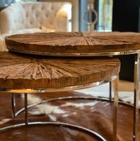 Table basse set de 2 tables HZK172990002