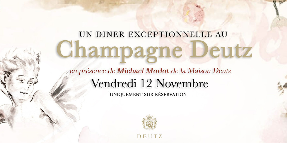 Soirée Champagne Deutz