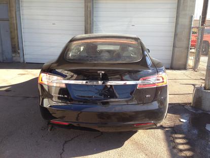 Tesla window tinting