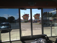Business window tinting near SLC