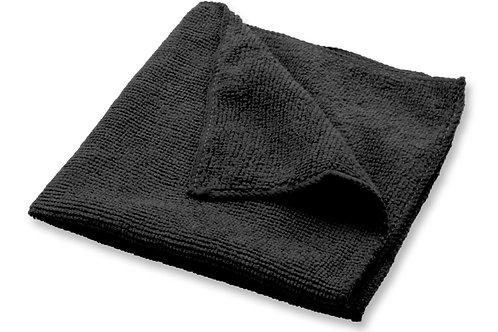 5 PACK Premium Black Microfiber Cloth