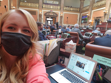 June Special Legislative Session