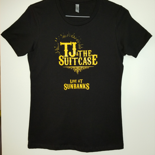 Women's Black T-Shirt - LIMITED EDITION! (Free Shipping in USA)
