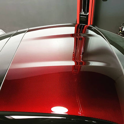 candy red carbon fiber color change.jpg
