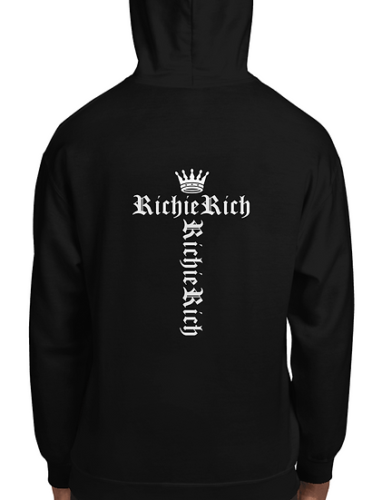 Richie Rich Crown Limited Edition Hoodie
