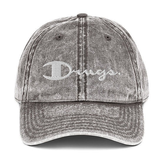 Drugs Dad Hat