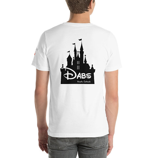 Dabs Dark Castle by pusher T-Shirt