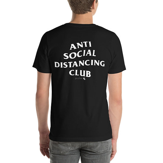 Anti Social Distancing Club T-Shirt
