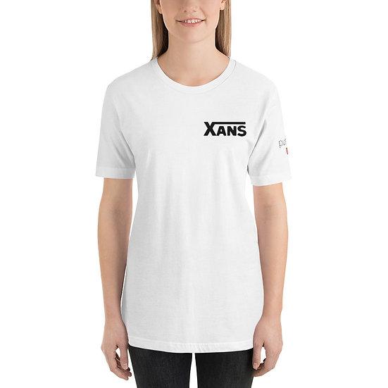 Xans by pusher T-Shirt dark font