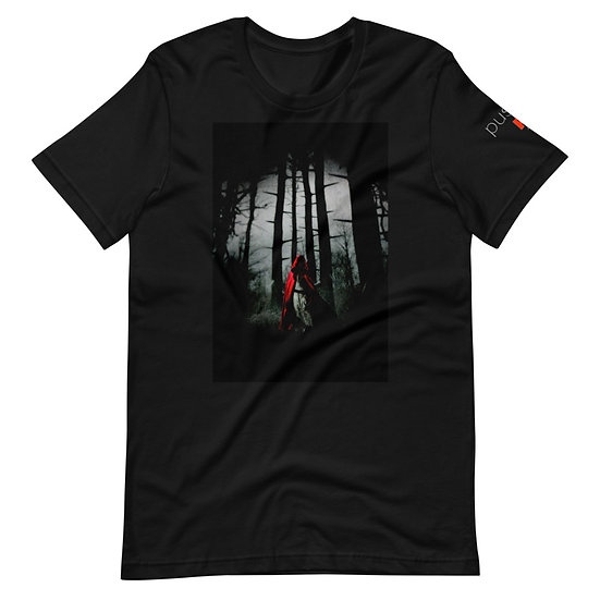 Red Riding Hood Dark Forest T-Shirt