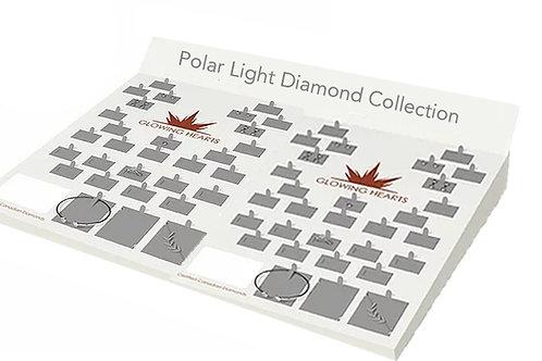 Polar Light 60 pcs Base Program w/Display