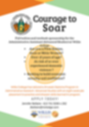Courage to soar poster.png