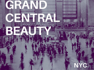 Why the name Grand Central Beauty?