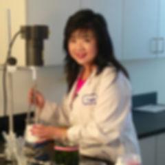 Co-founder Grand Central Beauty Cosmetic Chemist Skincare Expert Ginger King