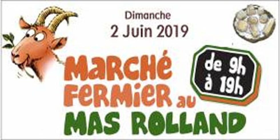 Marché Fermier au Mas Rolland