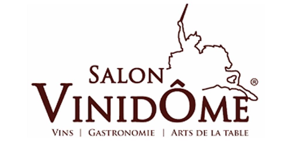 Salon Vinidôme
