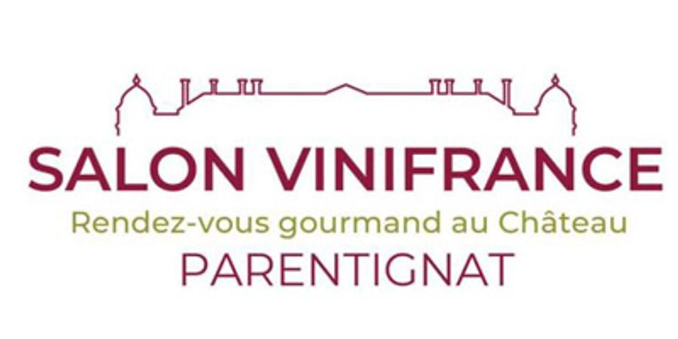 Salon vinifrance de PARANTIGNAT