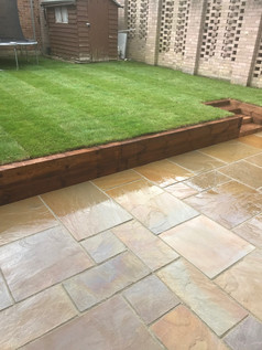 Patio and Lawn Hertfordshire