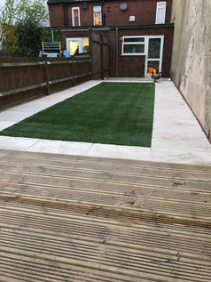 St Albans Landscaping Decking