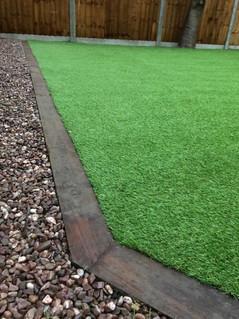 Post New Garden Stevenage