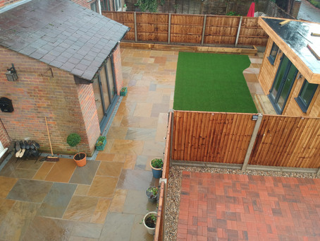 Chesham Garden Make Over