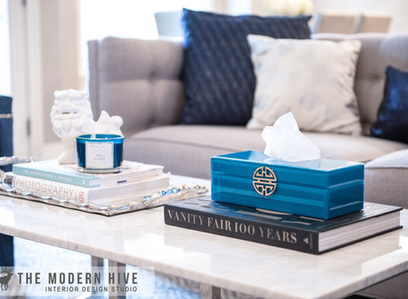 Essentials for Styling a Coffee Table