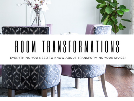 Our Room Transformation Process