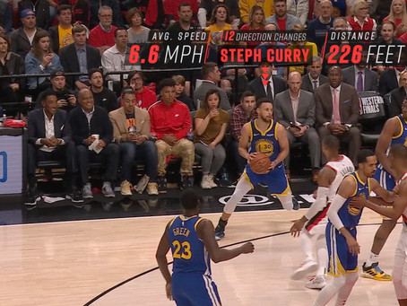 Sport Science: Stephen Curry