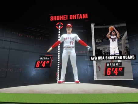 Sport Science: Shohei Ohtani