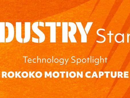 Industry Standard: Rokoko 3D Motion Capture