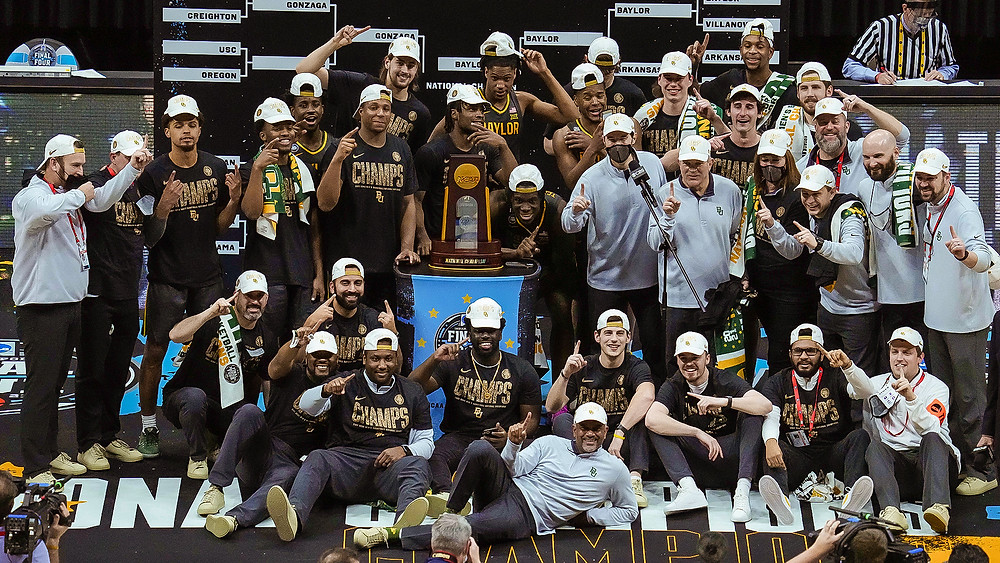 King Penguin Friday Five: NCAA March Madness - Baylor: One Shining Moment