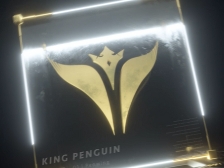 Behind The Scenes: King Penguin's First NFT