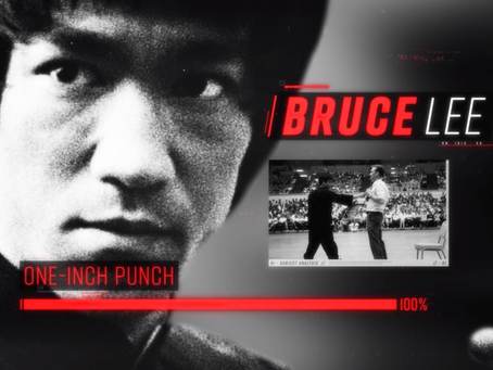 Bruce Lee's One-Inch Punch